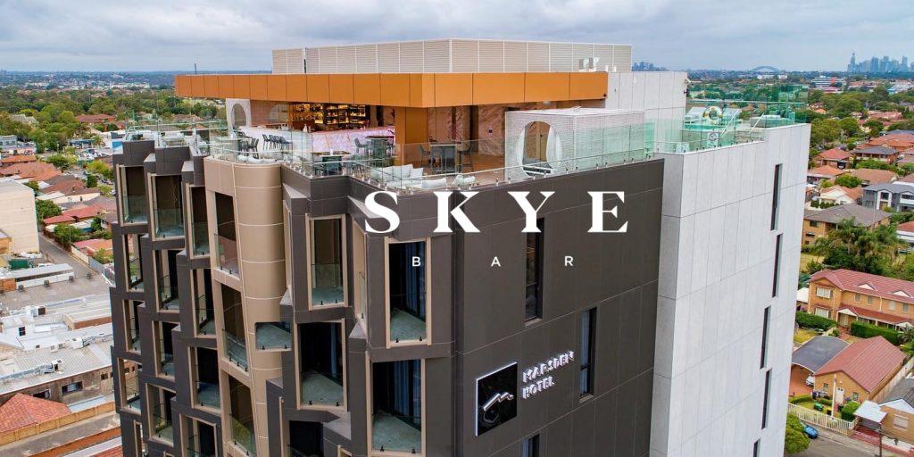 Skye Bar Marsden Hotel